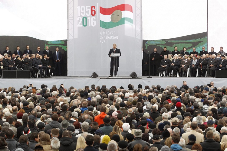 """October 23 """"Lifts Up And Cleanses Us"""", PM Orbán Tells Hungarians On National Holiday post's picture"""
