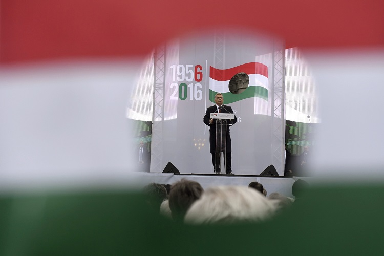 """""""There Can Be No Victory Without The Uplifting Of Hearts"""" – PM Viktor Orbán's October 23 Speech In Full post's picture"""