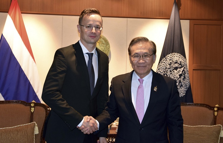 """Lex CEU"": Hungary Signs Education and Economic Pact with Thailand post's picture"