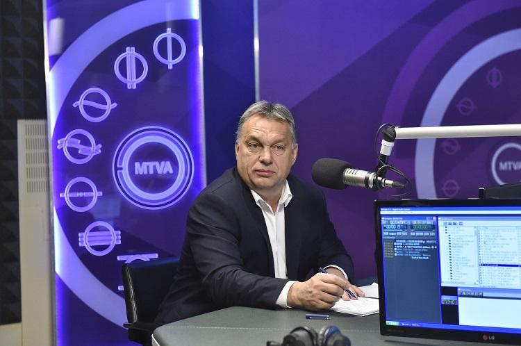 PM Orbán Talks Constitutional Amendment, Migrant Crisis And 1956 In Public Radio Interview post's picture