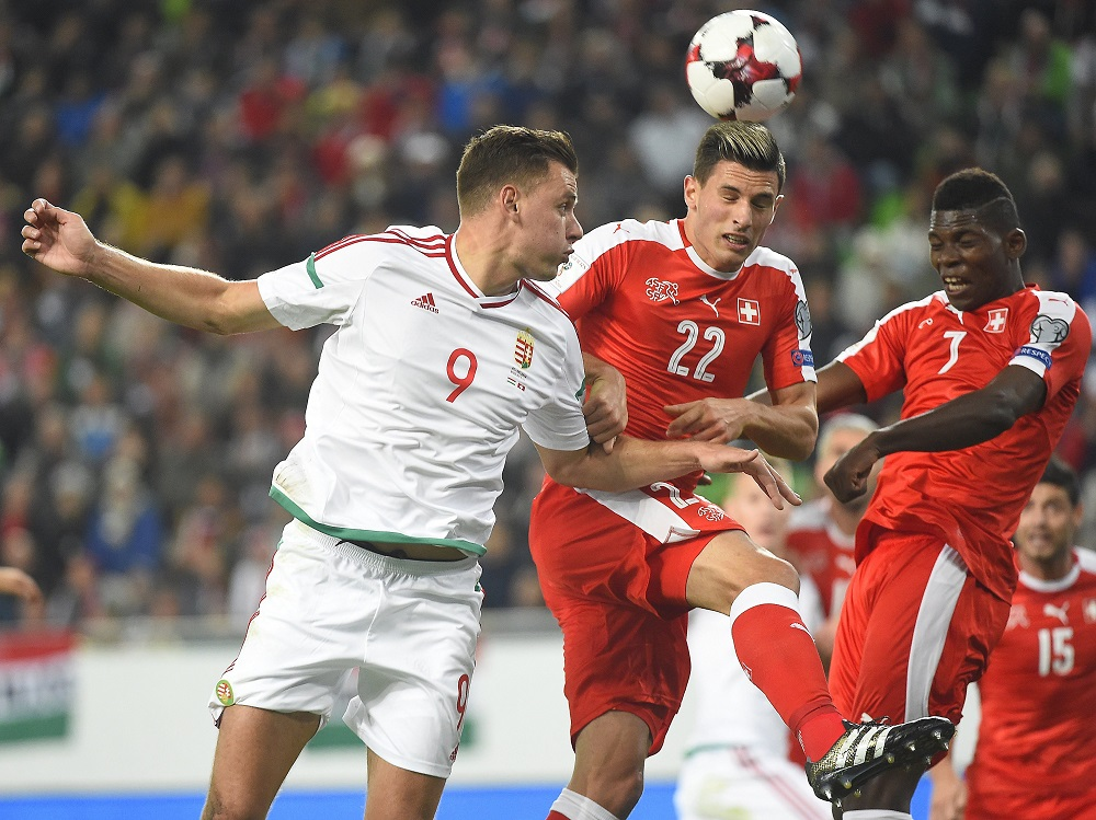 World Cup 2018 Qualifiers: Hungary – Switzerland 2-3 post's picture