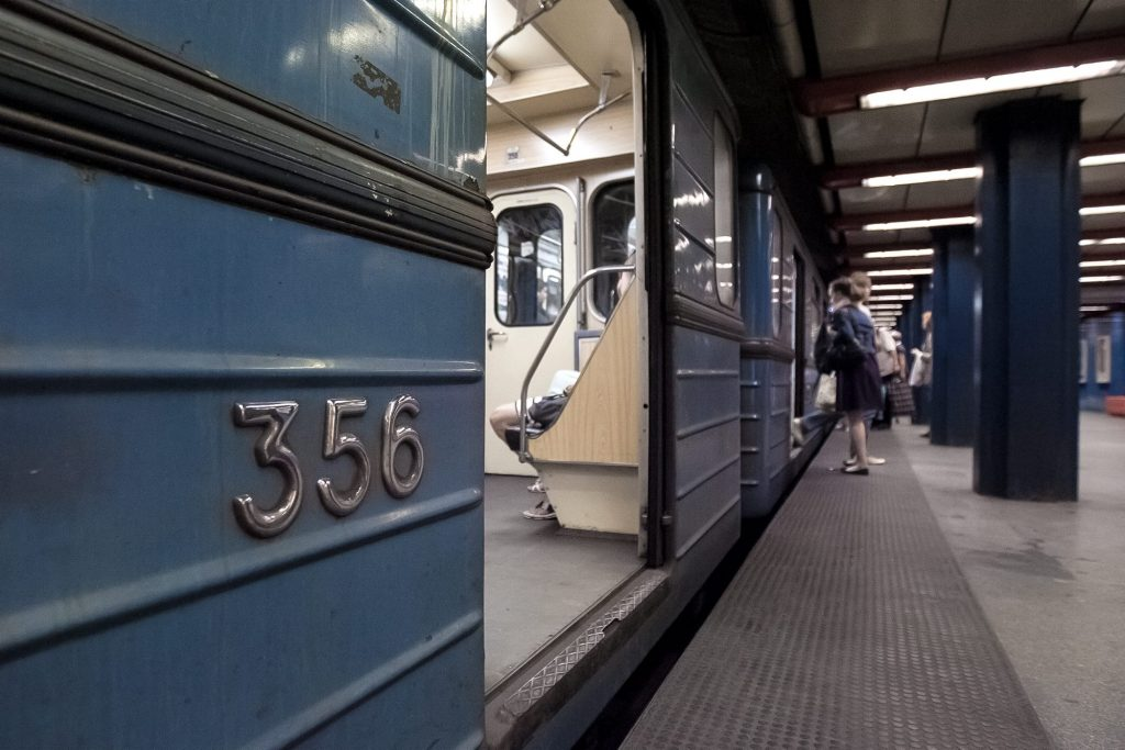 Modernisation Of 19 Run-Down Budapest Subway Stations Cancelled post's picture