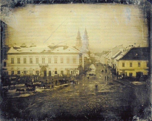Pictured: Oldest-Ever Photograph Of Pest Shows Hungarian Capital Before The 1848 Revolution post's picture