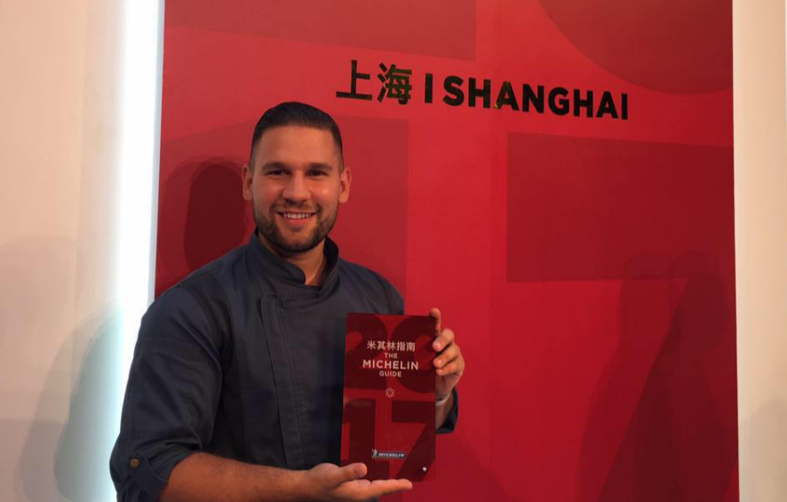 Hungarian Chef's Shanghai Restaurant Awarded One Of China's First Michelin Stars post's picture
