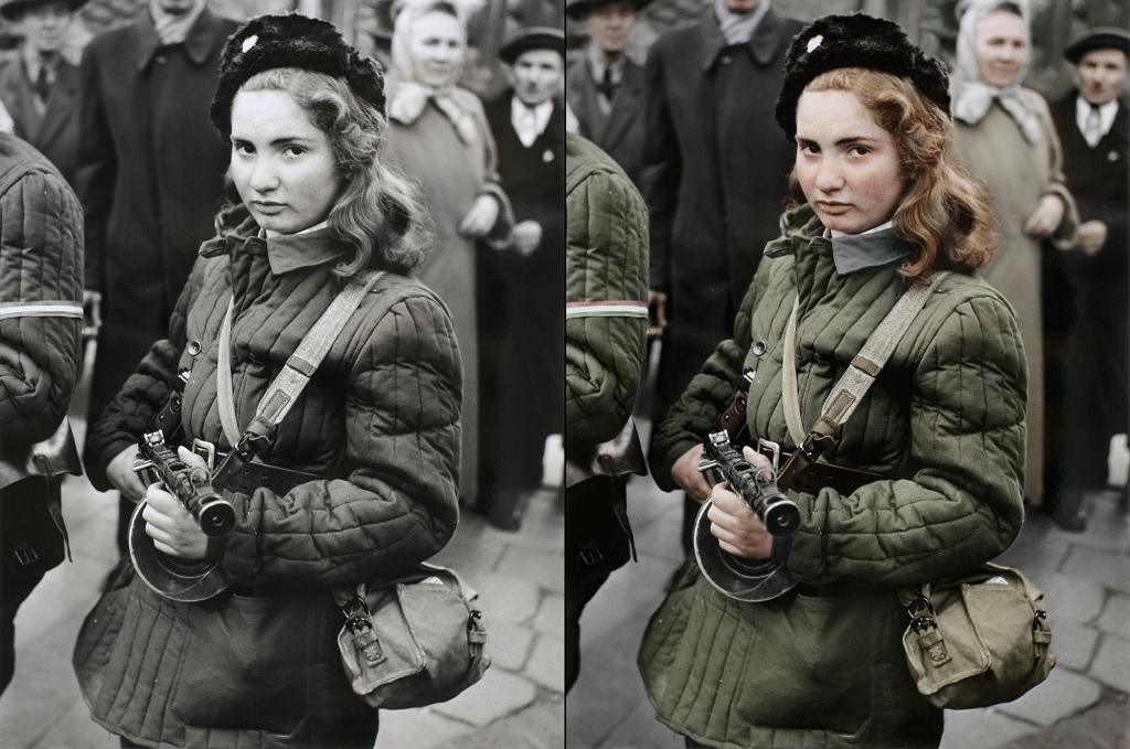 This Young Hungarian Woman Was Already Dead When Her Photo Became Symbol Of The Revolution post's picture