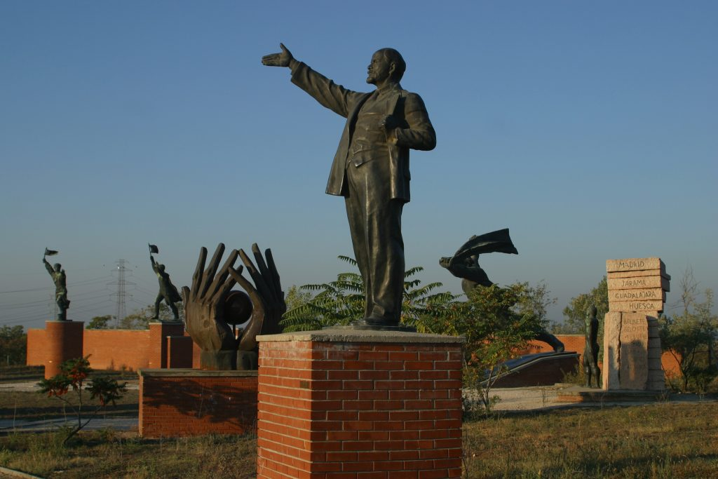 Memento Park—A Stroll Through The Propaganda Of A Bygone Era post's picture