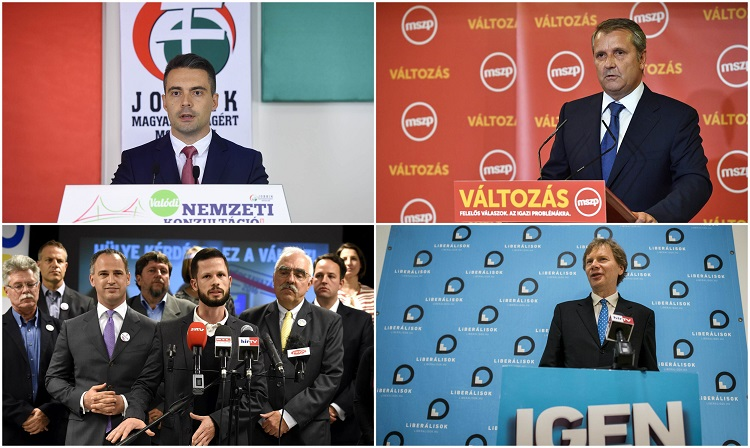 """""""PM Orbán Should Resign"""" – Opposition Reactions To Sunday's Migrant Quota Referendum post's picture"""