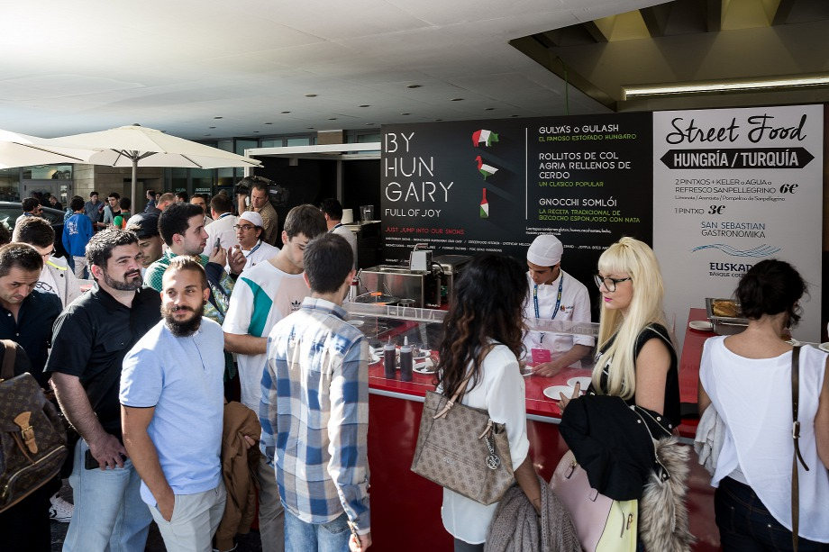 "Hungary Makes Strong Début At ""World's Best High Gastronomy Event"" post's picture"