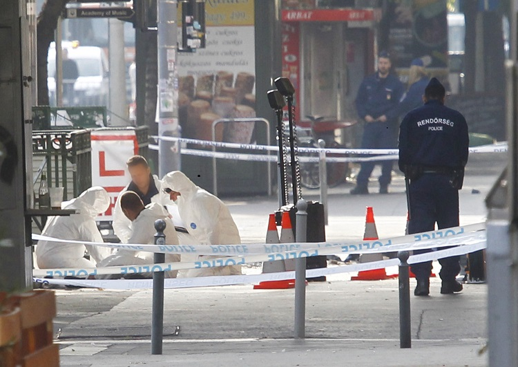 Police Wounded in Budapest Bombing Leave the Hospital, Hunt for the Suspect Continues post's picture