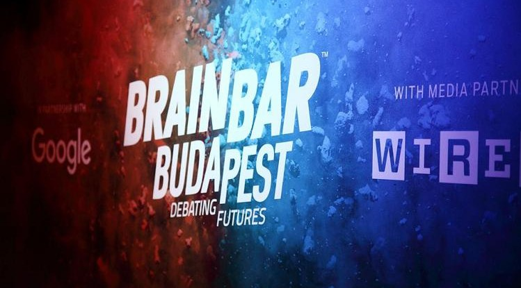 Brain Bar Has Blown Up: 'Brainy' Intellectual Festival Chosen As The Most Inspiring Event Of The Year