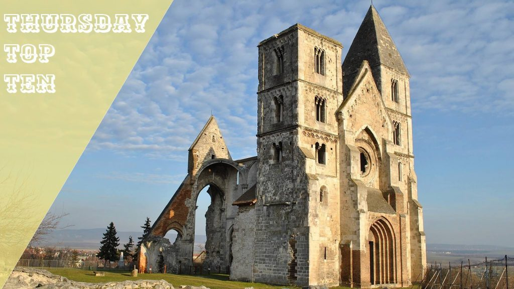 Thursday Top Ten: Medieval Buildings And Architectural Sights In Hungary