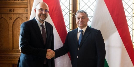 PM Viktor Orbán And Hunor Kelemen Leader Of RMDSZ Started The Preparations Of Hungarian Permanent Conference post's picture