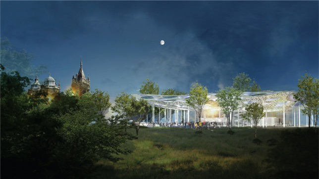 Mighty Palace Of Music Will Be Built In The Liget Of Budapest post's picture