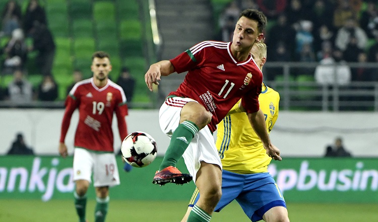 Football: Sweden Spoil Hungary's Final Match Of The Season post's picture