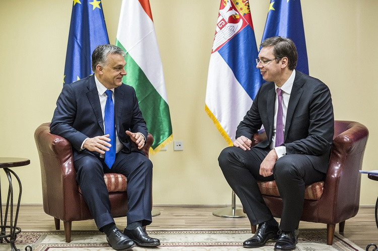 Hungary, Serbia Premiers Hail 'Best Ever' Bilateral Relations As Neighbours Hold Joint Cabinet And Business Meeting post's picture