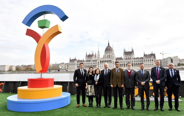 "Hungary Appoints Nine ""Ambassadors"" To Promote Budapest 2024 Olympic Bid post's picture"