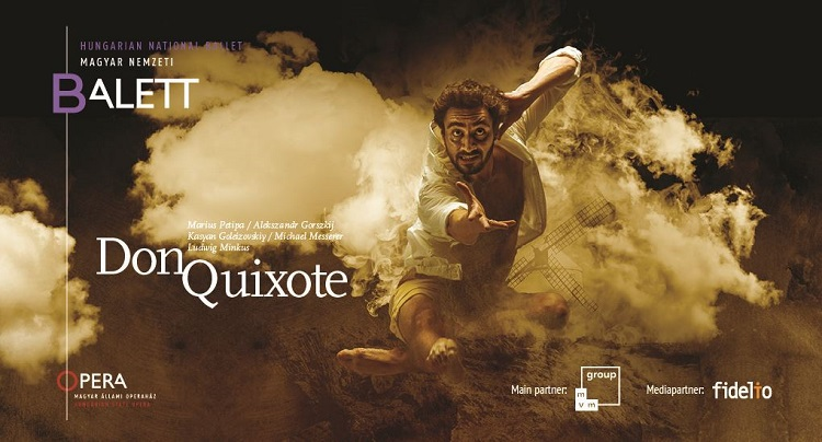The Dance Of Don Quixote On The Stage Of The Opera In Hungary For The First Time post's picture