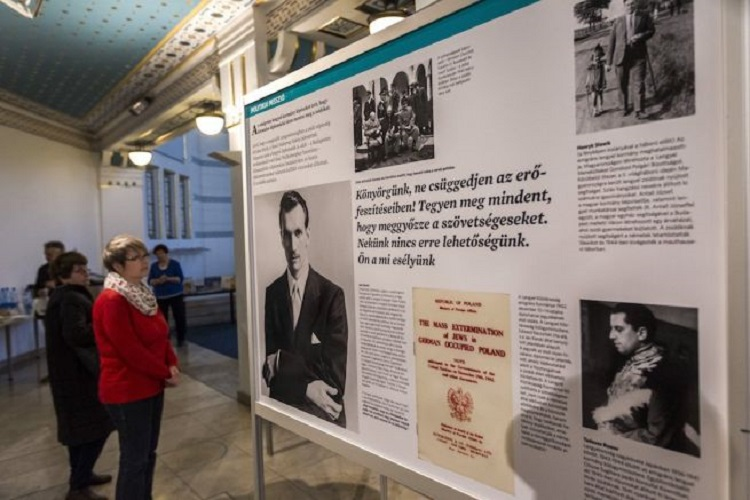 Exhibition Opened About The Polish Lifesavers During The Holocaust post's picture