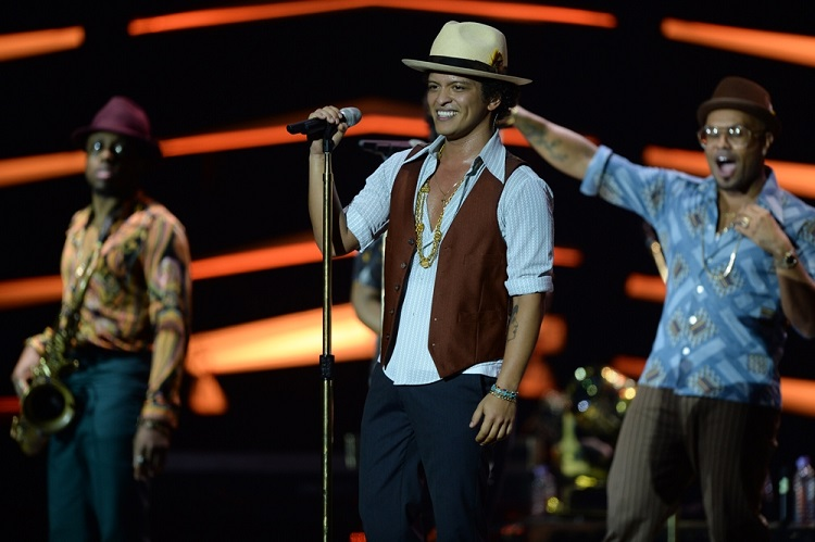 Budapest Funk: Bruno Mars Coming to Budapest post's picture