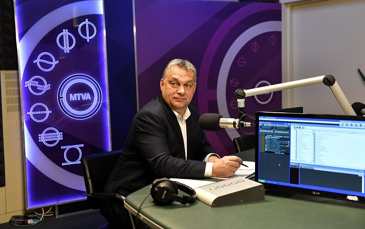 Orbán: Below-25s Won't Pay Personal Income Tax from January 2022 post's picture