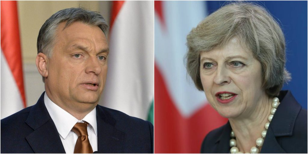 Visit To London: British Premier To Receive Hungarian Counterpart On Wednesday post's picture