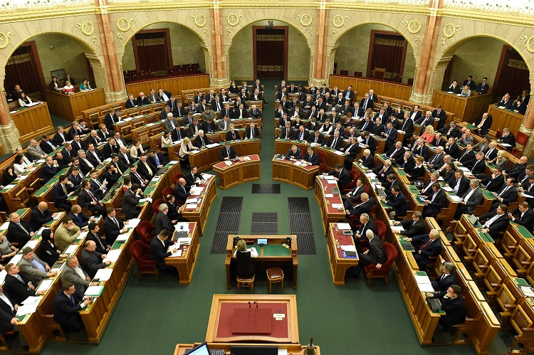Hungarian Parliament To Convene For Extraordinary Session post's picture