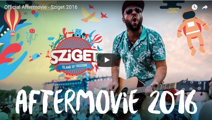 Meanwhile: 2016 Sziget Festival's Aftermovie Has Been Released – Check it Out Now! post's picture