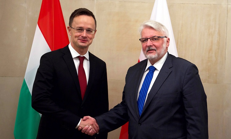 "Hungary, Poland Foreign Ministers Agree Visegrad Cooperation ""Should Be Intensified"" post's picture"