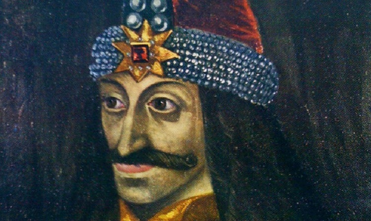 The original 'Dracula,' Prince Vlad Tepes of Wallachia-- not a Hungarian.