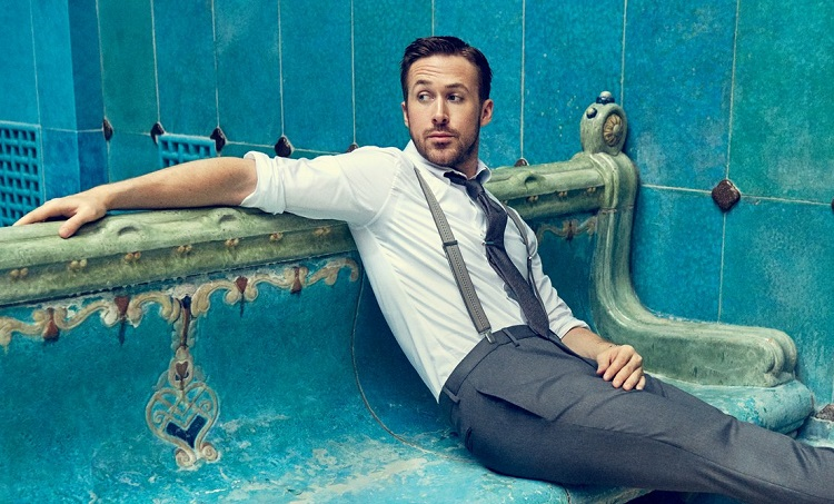 Ryan Gosling Poses For GQ Magazine In Budapest's Gellért Spa – Photos & Video! post's picture