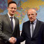 FM Szijjártó: Portugal Rotating EU Presidency Starts in 'Difficult Times'