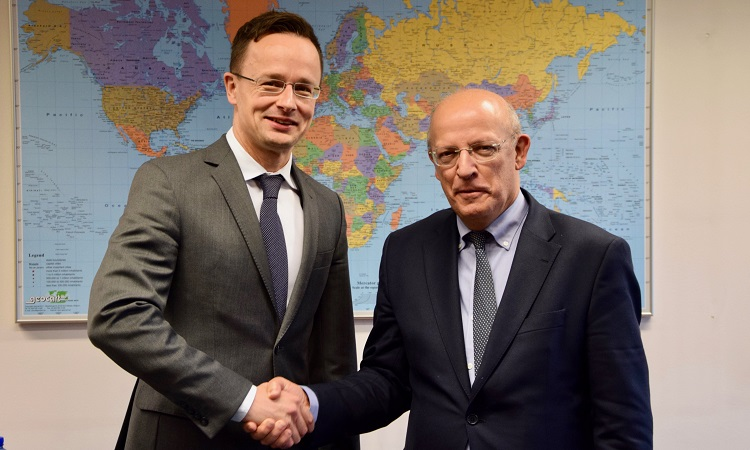 FM Szijjártó: Portugal Rotating EU Presidency Starts in 'Difficult Times' post's picture