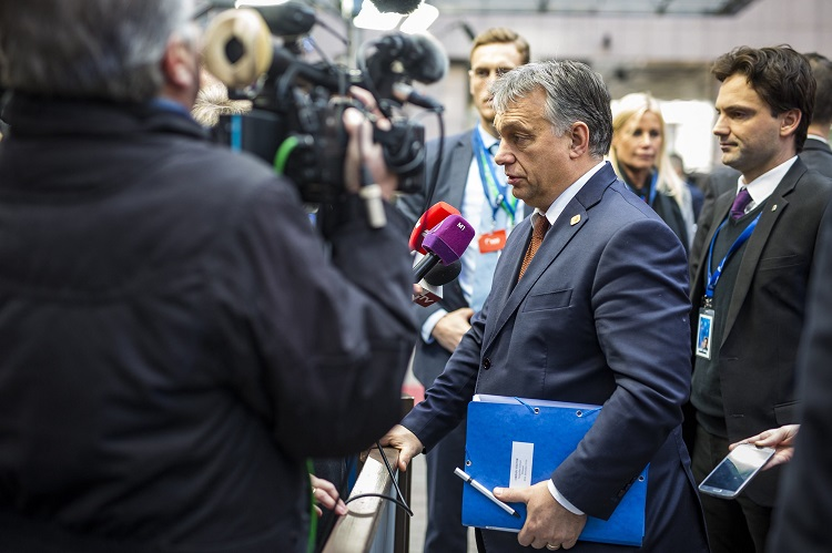 EU Summit: PM Orbán Says Hungarian Viewpoints On Migrant Crisis Are Starting To Be Acceptable In The EU post's picture