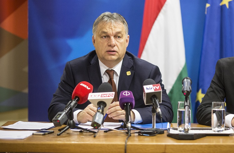 """PM Orbán On EU's Migrant Crisis: """"All Who Had Come In Must Be Sent Back"""" post's picture"""