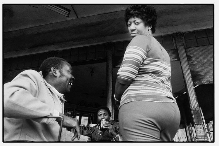 Bar. Havana, Cuba. 1985