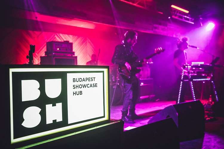 "Huffington Post: Budapest Showcase Hub (BUSH)- ""Looking at the Eastern European Music Scene from a Brand New Perspective"" post's picture"