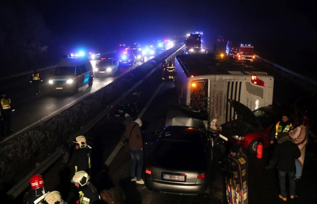 Hungarian Roads Among the Most Dangerous in Europe post's picture