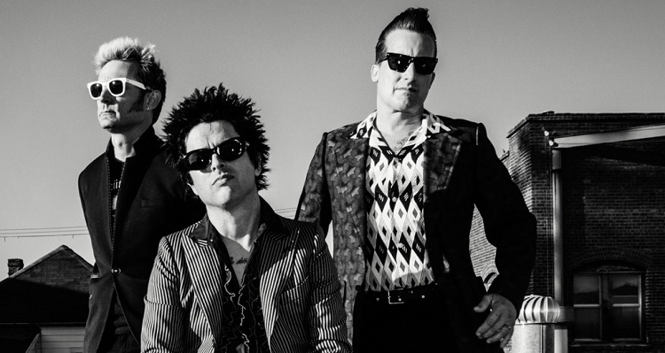 Green Day To Give Concert In Budapest post's picture