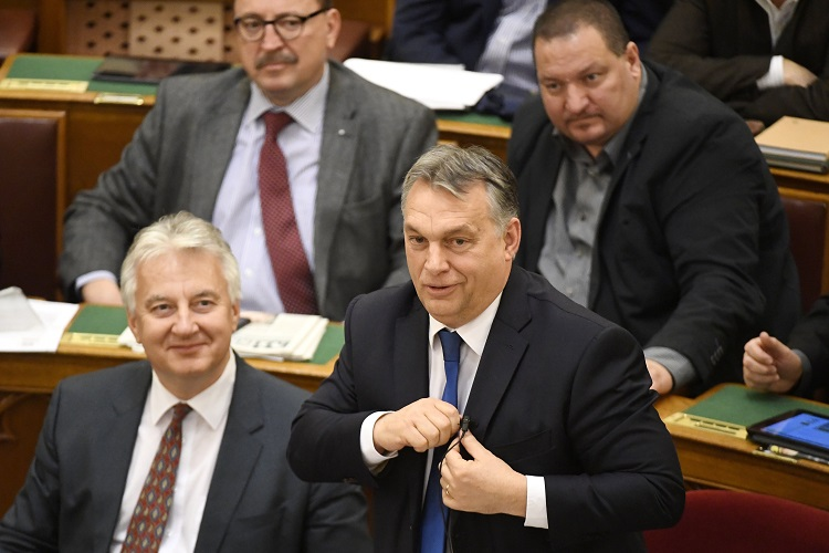 Orbán's Office Moving to Buda, and Other Headlines to Look for in 2017 post's picture