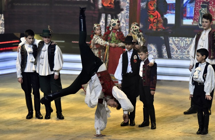 Here are the Winners of Hungarian Folk Dance Talent Show Fölszállott a Páva post's picture