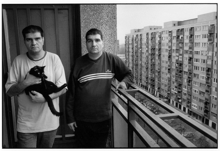 Miklós and Árpád Tajti. Budapest, 2004