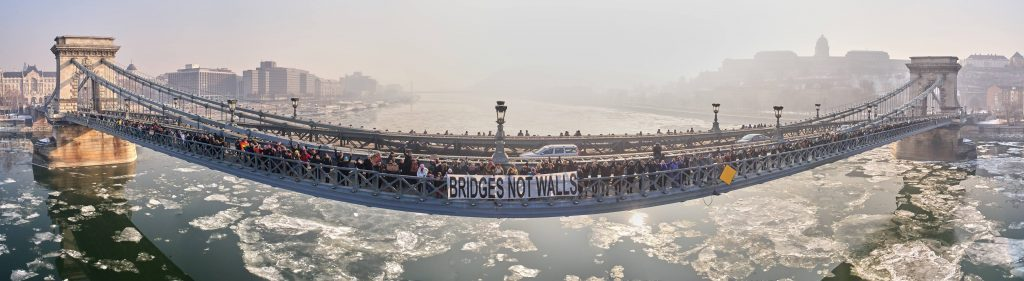 Joining Millions of Others Worldwide, Women's March Held in Budapest as Well post's picture
