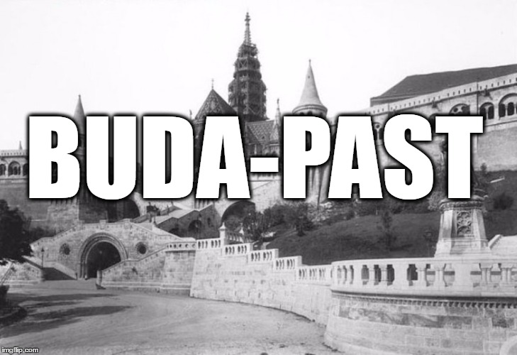 Buda-Past: Iconic Building Of Budapest Then And Now post's picture
