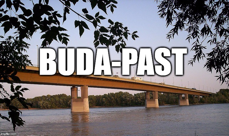 Buda-Past: Bridges Of Budapest post's picture