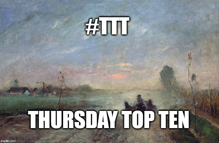 Thursday Top Ten: Collection Of The Most Expensive Hungarian Paintings post's picture