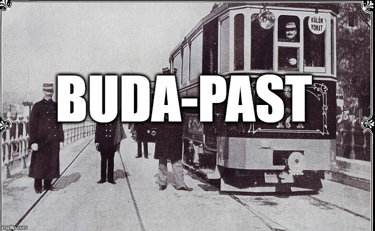Buda-Past: Quiz About The Public Transport Of Budapest post's picture