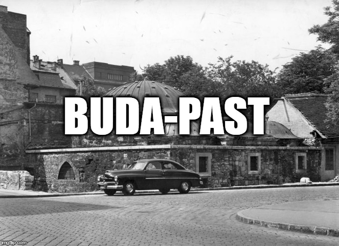 Buda-Past: Do You Think You Know The Baths Budapest? post's picture