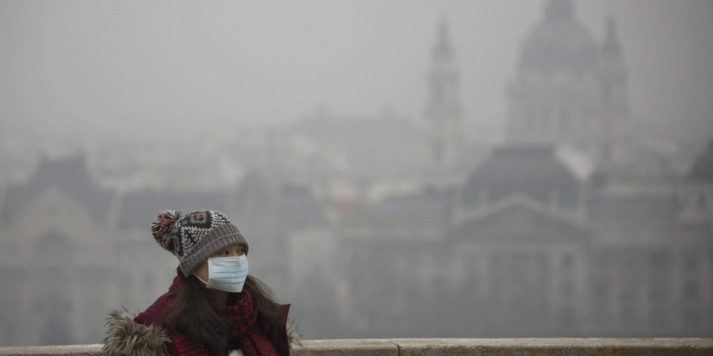Smog Alert Brings Various Injunctions In Hungary post's picture