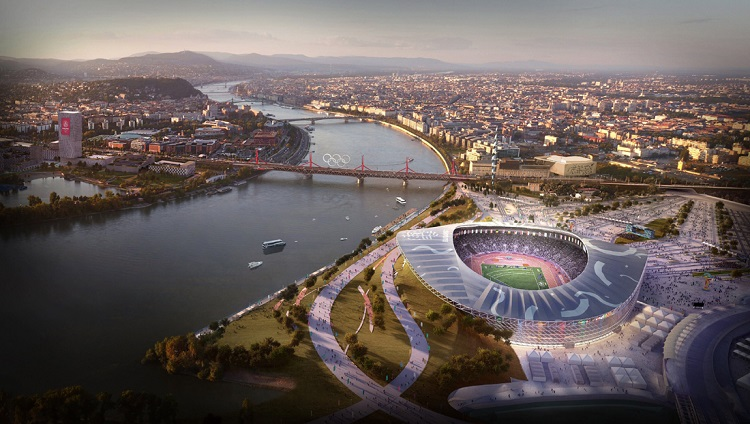 What If Budapest Gets To Host The Olympic Games In 2024? post's picture