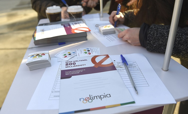 Opposition Parties Back Referendum Initiative Aimed To Thwart Budapest 2024 Olympic Bid post's picture